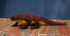 Needle Felted Toys by Grisha Dubrovsky