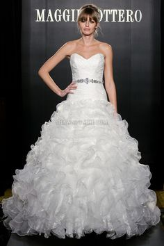 Maggie Sottero Lilith wedding gown spring 2012  THE BRIDAL SHOW AP THE AVENUES  9365 PHILLIPS HIGHWAY JACKSONVILLE FL 32256  904-519-9900