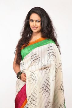 Avika Gor in Saree