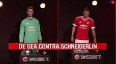 Los jugadores del Manchester United se enfrentan a la presión en la Zona Roja #sport