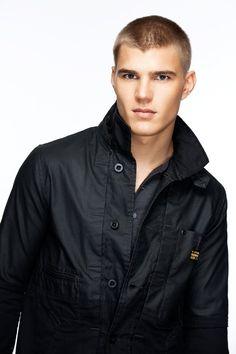 Chris Zylka...pretty attractive...