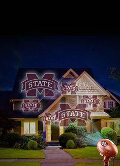 Mississippi State Bulldogs Team Pride Light