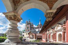 Саввино-Сторожевский монастырь    Царицыны  палаты
