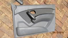 2006 Hyundai Atos right front door panel - Used