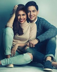 The ALDUB - World Record setter team - Yes magazine cover for January 2016 Engagement Photo Poses, Engagement Shoots, Maine Mendoza, Alden Richards, Philippines Culture, Now And Forever, Couple Shoot, Drawing People, How To Relieve Stress