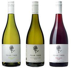 Pear Tree Wines : I tried Sauvignon Blanc 2013. I will buy it again.
