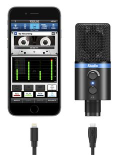 This week's best iPhone and iPad gadgets: iRig Mic Studio, Pebble Time, FLIR One, and more! | iMore
