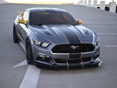 2015 ford mustang lockheed martin f-35 lightning ii grey yellow and black