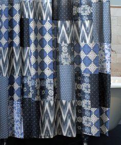 Another great find on #zulily! Santorini Shower Curtain #zulilyfinds