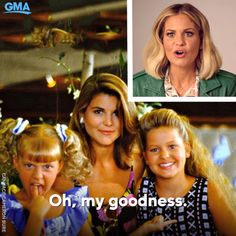 """Candace Cameron Bure: Take it from me (and not DJ Tanner…),Funny, Funny Categories Fuunyy Many remember Candace Cameron as D. Tanner in """"Full House,"""" but a lot has changed since then. The actress left Hollywood. Full House Memes, Full House Funny, Full House Quotes, Full House Videos, Full House Tv Show, Cast Of Full House, Full House Actors, Full House Dj Tanner, Dj Tanner Fuller House"""
