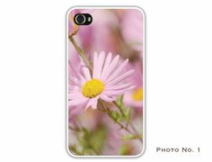iPhone Case 4 4s 5  Pink Daisies White by HPaquinPhotography, $24.95