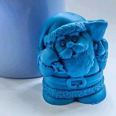 Natal Noel ferramentas bolo fondant de chocolate bolo de silicone molde de decoração, l7cm * w7cm * h4.5cm – BRL R$ 57,11