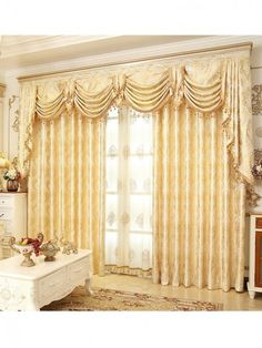 20 Best Living Room Luxury Valance Curtains Images