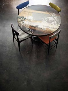 Draga Obradovic and Aurel Basedow's atelier, via Ferrari 7, Como 2012