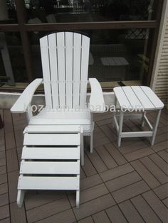 Plastic Outdoor Adarondack Chair/polywood Chair/america Hot Sell Chair - Buy…