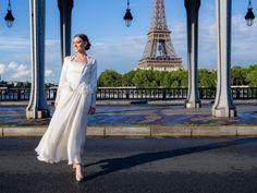 Isabelle Beaumenay Joannet, une créatrice de robes de mariée passionnée et experte