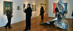 The Fort Wayne Museum of Art is a great idea for a budget friendly day in Fort Wayne!