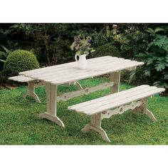 Great picnic table