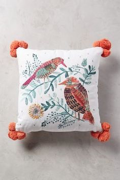 Anthropologie Plumita Pillow #anthrofave