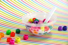 My Froggy Stuff: Gum Ball Machine: Cereal Bowl for 18 inch Dolls American Girl Food, Ropa American Girl, American Girl Crafts, American Girl Clothes, Monster High, Ag Doll Crafts, Froggy Stuff, Doll Stuff, Girls Dollhouse