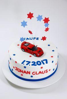 Torte zur Taufe Cake, Desserts, Food, Wedding Pie Table, Dessert Ideas, Pie Cake, Tailgate Desserts, Pastel, Meal