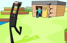 funny minecraft enderman - Google Search