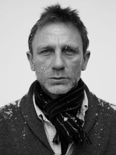 Daniel Craig by Jean-Baptiste Mondino