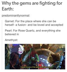 She was born there, of course she would protect it