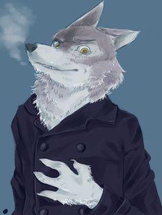 ズートピアのシンリンオオカミさん by 雨ハル on pixiv.
