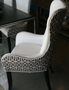 Decorum Home & Design- Denmark Arm Chair