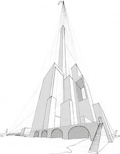 Buildings ✤ || CHARACTER DESIGN REFERENCES | キャラクターデザイン | çizgi film • Find more at https://www.facebook.com/CharacterDesignReferences & http://www.pinterest.com/characterdesigh if you're looking for:#point #curvilinear #perspective #animation #how #to #draw #drawing #tutorial #lesson #balance #power #lines #sketch #gesture #anatomy #line #art #foreshortening #curves #comics #tips #cartoon || ✤