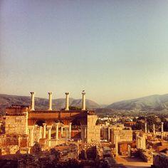 St. Jean Basilica (Aziz Yahya) Kilisesi şu şehirde: Selçuk, İzmir