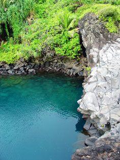 Venus pool, Maui