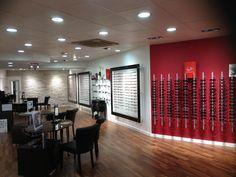 Optique   Showroom JCDA Agencement de magasin d optique Rueil Malmaison (92) 1935c4787328
