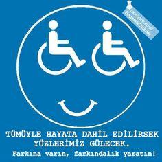#engel #farkındalık #dünyaengellilergünü #disabled #awareness Tarot, Projects To Try, Poster Prints, Humor, Logos, Memes, Oui, Birthdays, Angel
