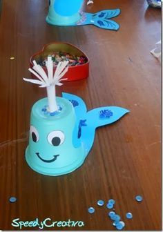 Titinas Art Room 9 Easy Fun Paper Cup Crafts
