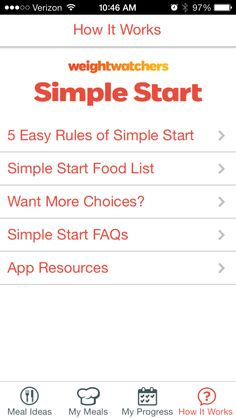 Weight Watchers Simple Start ~ Becoming a better and healthier you! #SimpleStart #ad