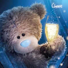 Cheers ♡ Tatty Teddy
