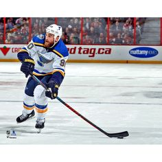 Blues Nhl, O Reilly, White Jersey, National Hockey League, Skate, Photograph, Action, The Originals, Products