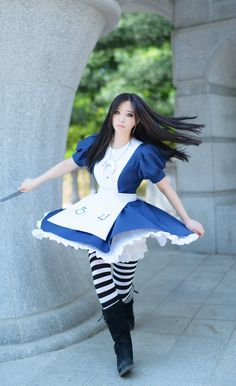 Alice cosplay by Mussum
