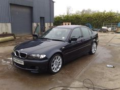 BMW 320d..sounds great to me