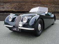 Jaguar XK 120 201 km/h mph), 160 hp from a liter engine. Top 10 Classic Super Cars from the Rolls Royce, Aston Martin, Vintage Cars, Antique Cars, Lotus, Convertible, Jaguar Xk120, Fancy Cars, Top Cars