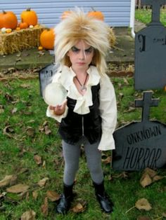 This is pretty much the BEST Halloween costume EVER!