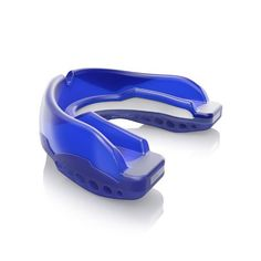 Shock Doctor Ultra STC Convertible Mouthguard (Royal, Youth) by Shock Doctor. $10.50. The Ultra STC mouthguard absorbs shock with the technology of air. Ultimate protection in an improved, better fitting, compact size for easier breathing and speaking. The Ultra STC includes an innovative quick release tether that easily converts from strapped to strapless. The Ultra STC is especially recommended for players with prior concussion history and for athletes at high impact p...