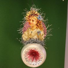 Hey, I found this really awesome Etsy listing at https://www.etsy.com/listing/214950113/victorian-christmas-angel-ornament