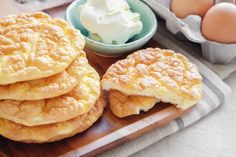 Recette pain nuage weight watchers, un délicieux pain pour votre goûter, un pain léger et fondant.une recette Weight Watchers trop demandée.