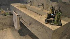 Pia-banheiro-marmore-granito