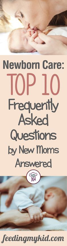 Newborn Care: Get answers to your most pressing questions. This article is full of awesome advice for any parent with a newborn from when to bath your newborn, newborn feeding schedule, newborn sleep schedule, understanding newborn poop and what it means, to how to soothe a newborn. It's super comprehensive and an easy read!