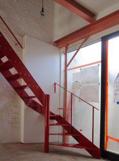 architecten de vylder vinck taillieu - verdreven trap