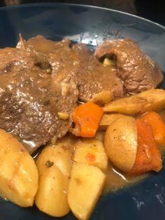 Greek Recipes, Pot Roast, Cooking Recipes, Ethnic Recipes, Food, Carne Asada, Roast Beef, Chef Recipes, Essen